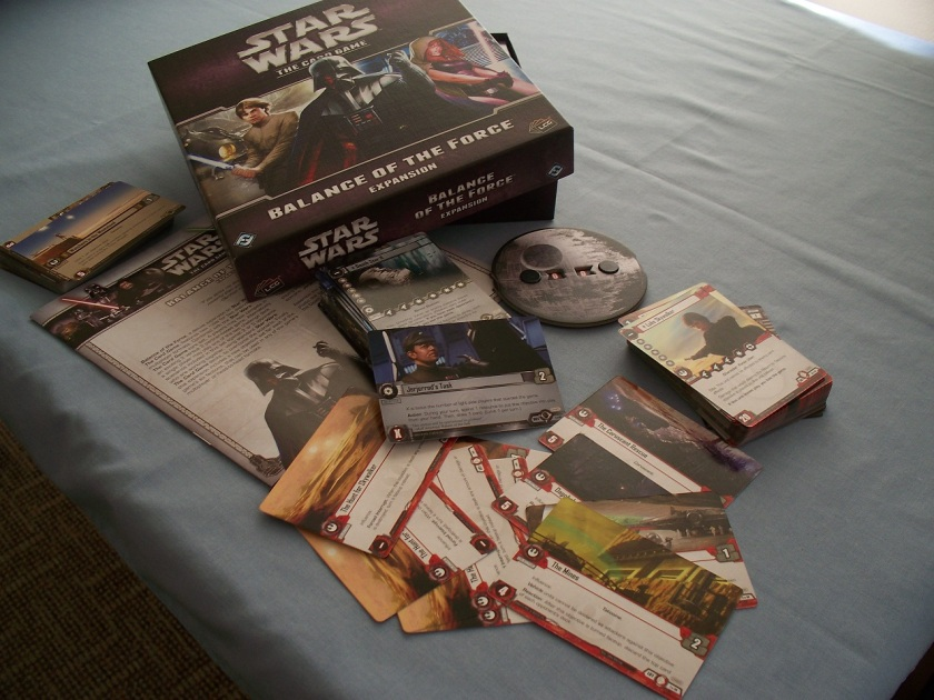 Star Wars LCG Balance of the Force