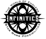 Star Wars Infinities Logo