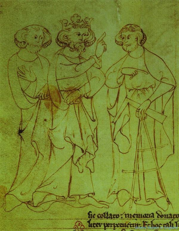 Edward I and Master James of St George
