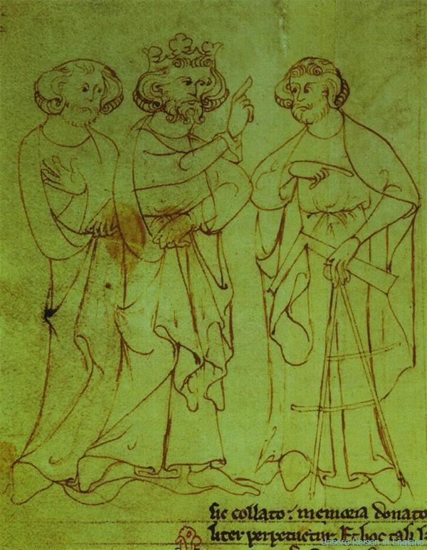 Edward I and Master James of St George