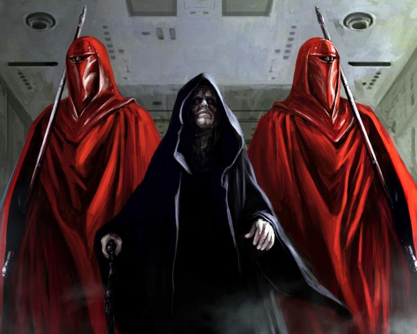 Crimson Empire