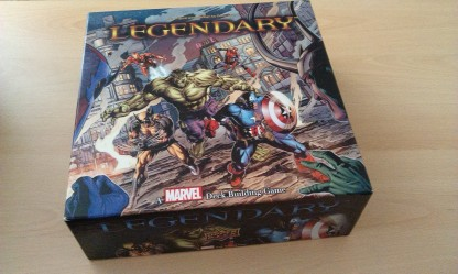 Marvel Legendary