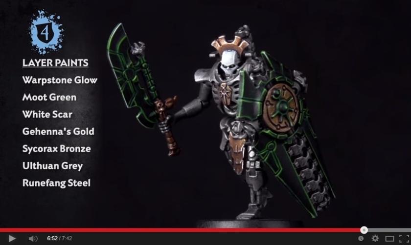 Necron Lychguard