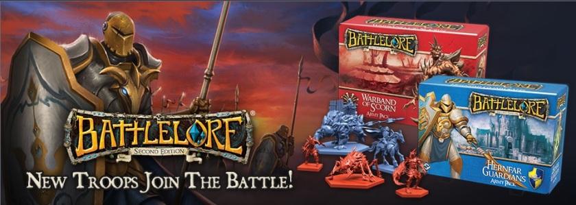 Battlelore expansions