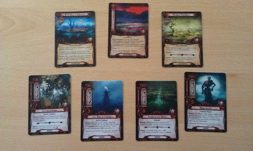 Shadows of Mirkwood Nightmare Decks