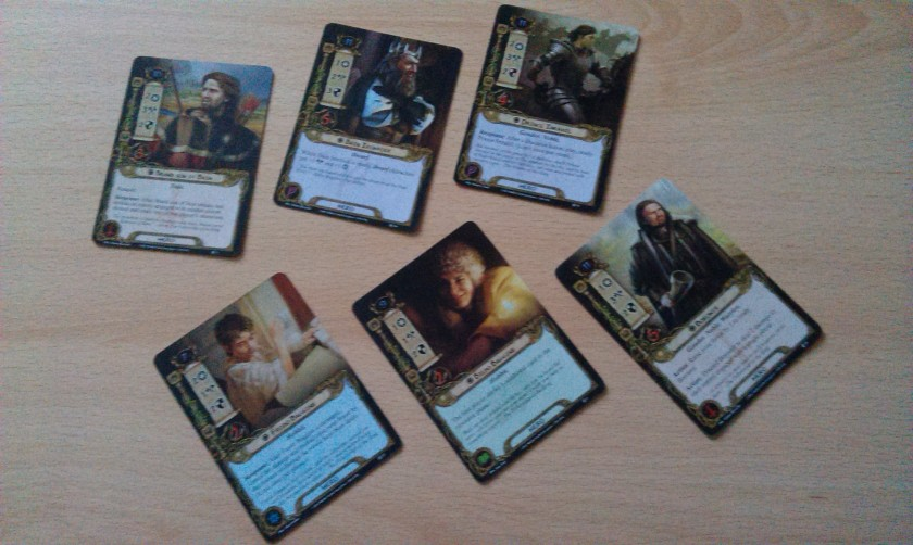 Shadows of Mirkwood Heroes