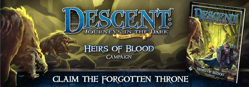 Descent Heirs of Blood