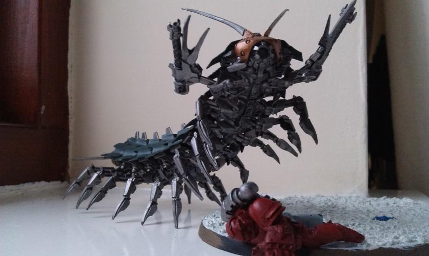 Necron Tomb Stalker