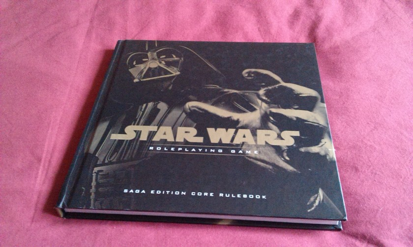 Star Wars Saga Edition