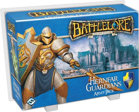 Battlelore Hernfar Guardians