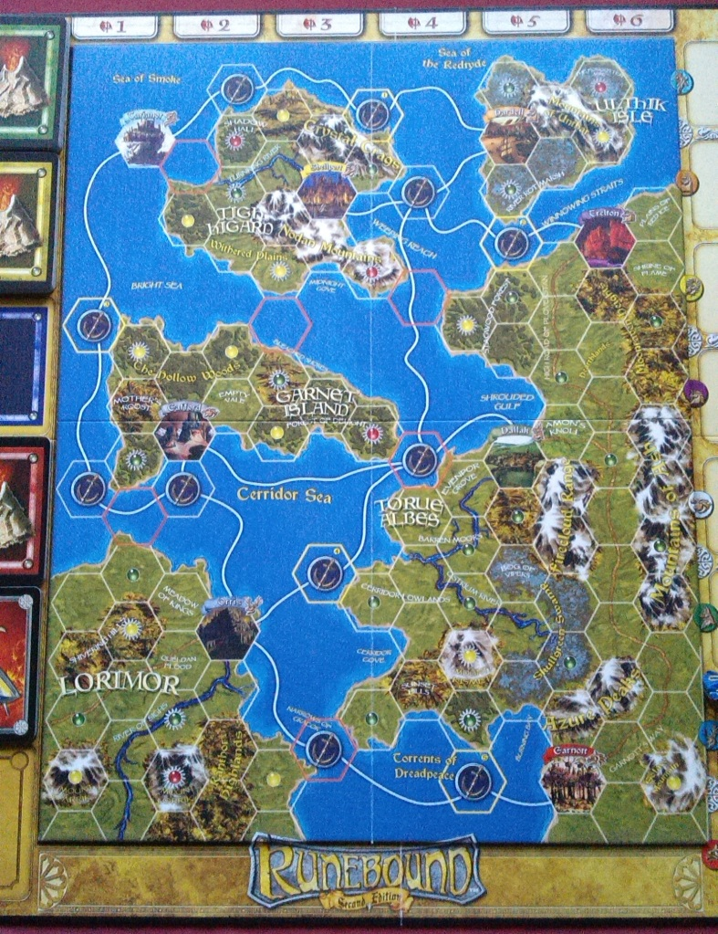 Runebound Island of Dread