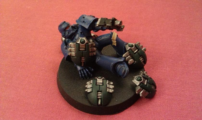 Necron scarab base