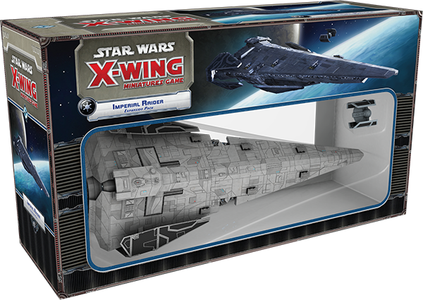 X Wing Imperial Raider