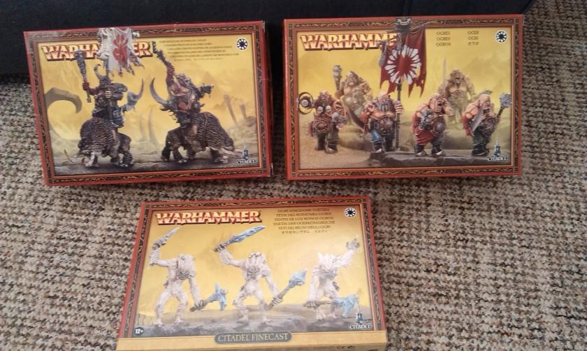 Warhammer Ogre Kingdoms