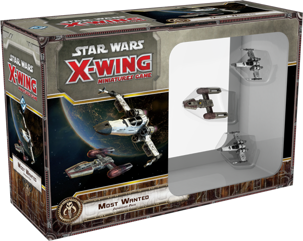 X-Wing Scum and Villainy
