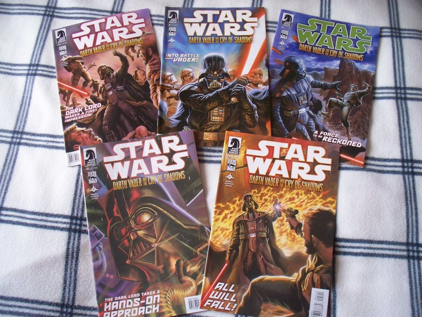 Darth Vader and the Cry of Shadows