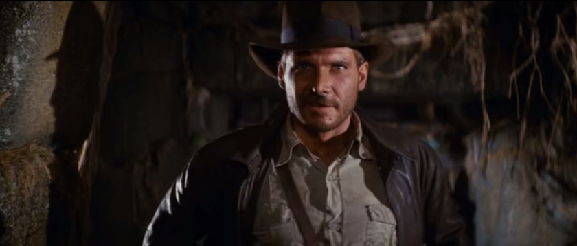 Harrison Ford Raiders of the Lost Ark