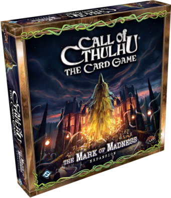 Call of Cthulhu Mark of Madness