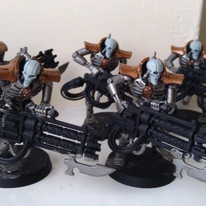 Necron Immortals
