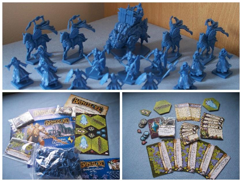 Battlelore Hernfar Guardians