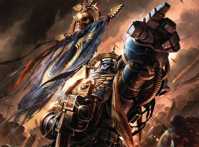 Warhammer Ultramarines