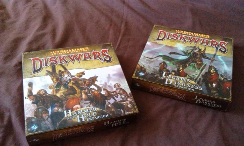 Warhammer: Diskwars