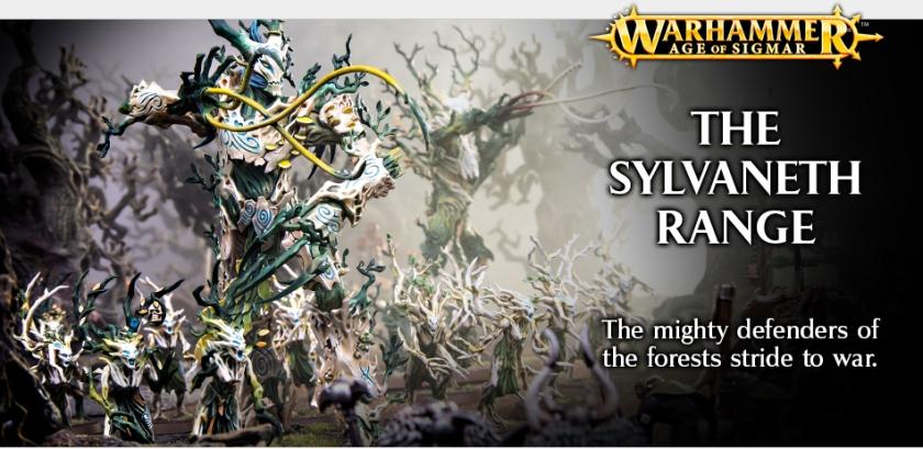 Warhammer Age of Sigmar Sylvaneth