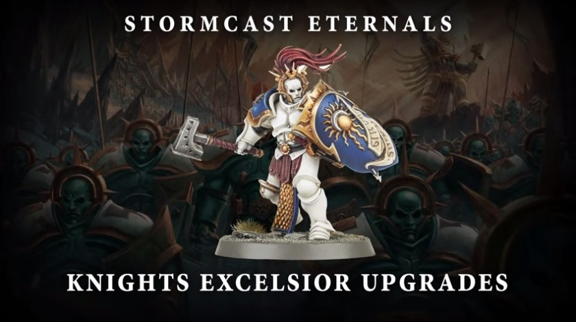 Age of Sigmar Knights Excelsior
