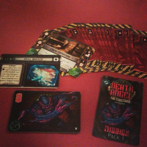 Space Hulk Death Angel