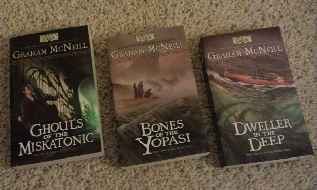 Dark Waters Trilogy