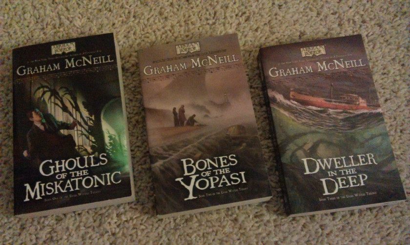 Dark Waters Trilogy