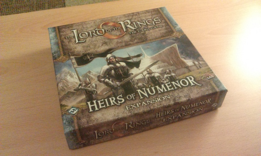 Lord of the Rings Heirs of Numenor