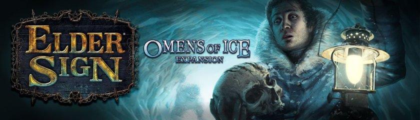 Elder Sign Omens of Ice