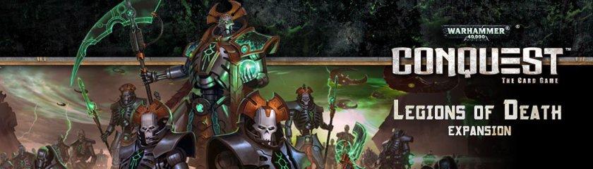 Warhammer 40k Conquest Necrons