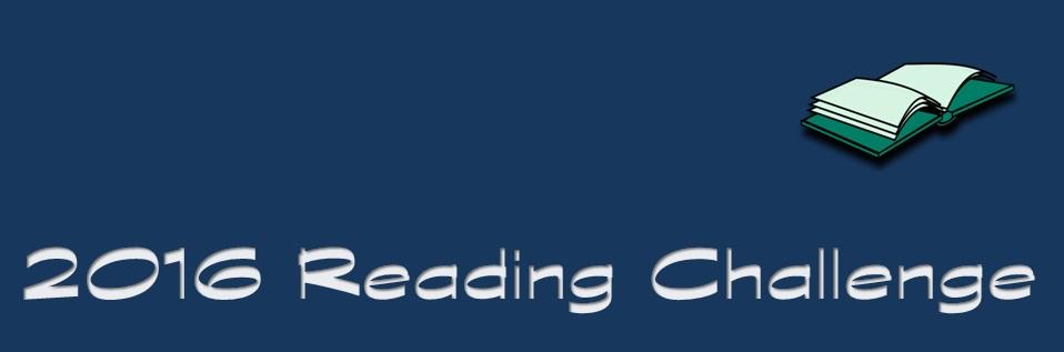 2016 Reading Challenge header