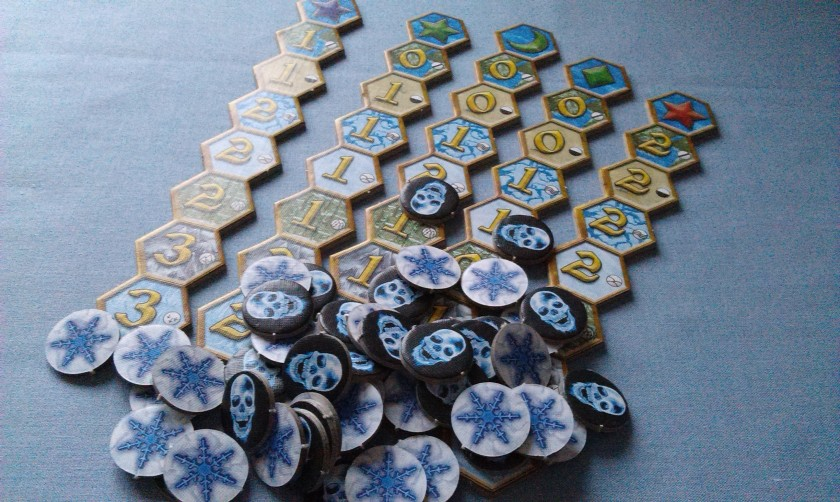Runebound Frozen Wastes