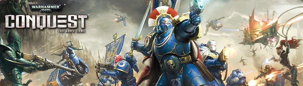 Warhammer 40k: Conquest