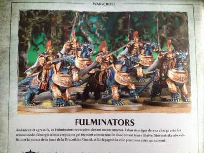 Age of Sigmar Fulminators