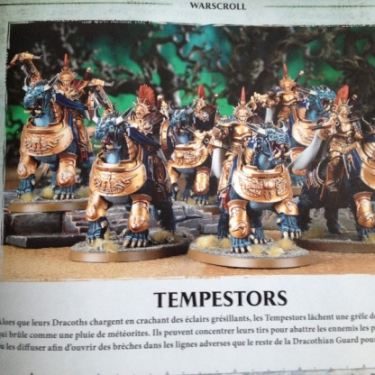 Age of Sigmar Tempestors