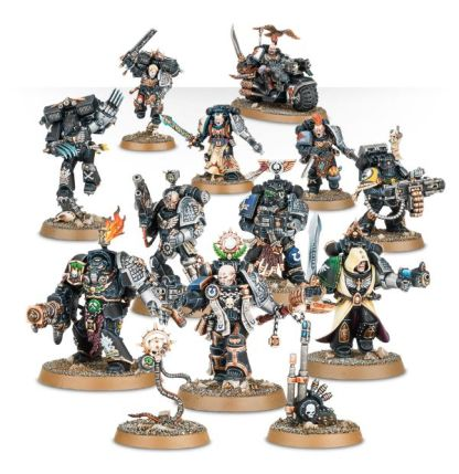Deathwatch: Overkill - Space Marines
