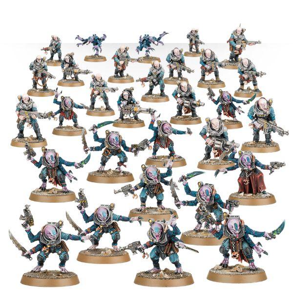 Deathwatch: Overkill - Genestealer Cult