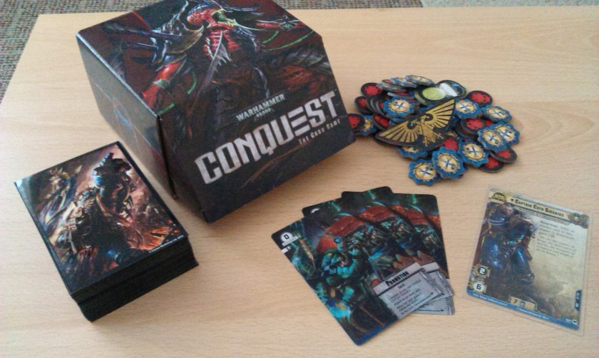 Warhammer Conquest 2016 Store Championship
