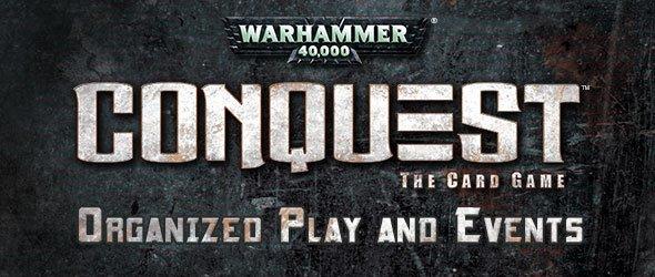 Warhammer Conquest Store Championship2016
