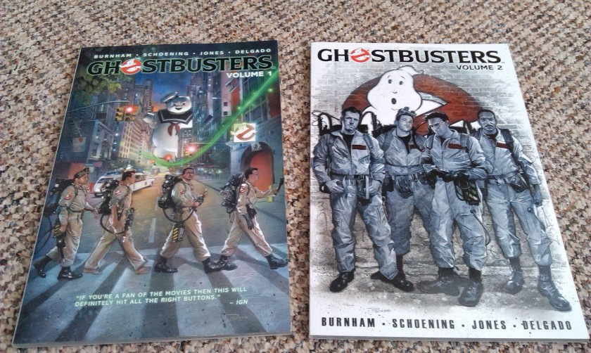 Ghostbusters comics