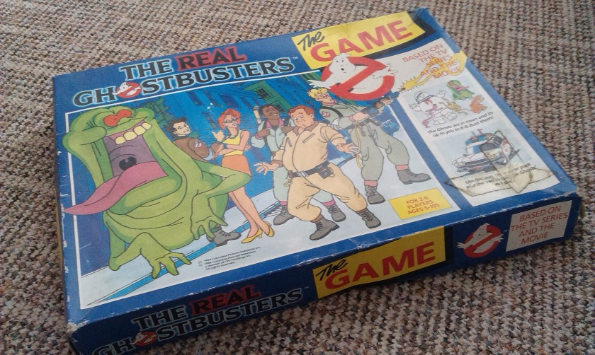 Ghostbusters retro games