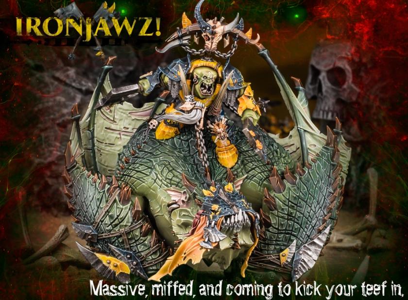 Ironjawz Maw Krusha Age of Sigmar