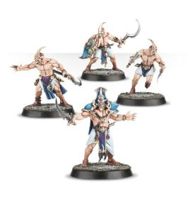 Warhammer Quest Silver Tower Kairic Acolytes