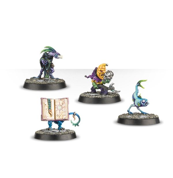 Warhammer Quest Silver Tower Familiars
