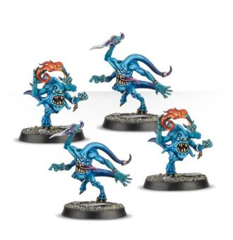 Warhammer Quest Silver Tower Blue Horrors