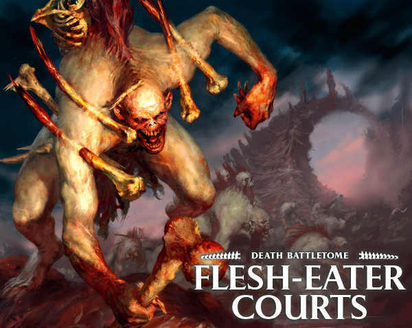 Age of Sigmar Flesh Eater Courts